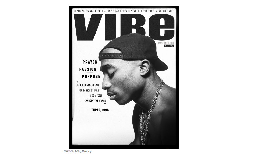 Vibe Cover 2016
